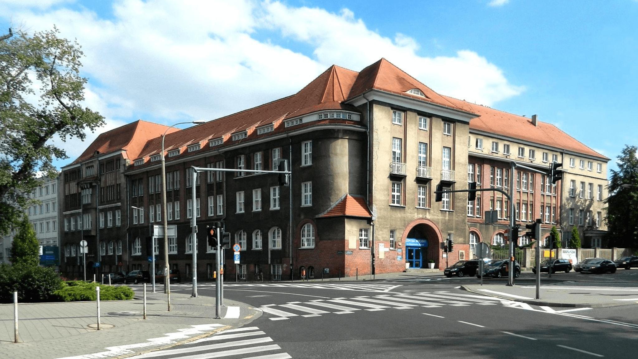 Szpital im. Raszei w Poznaniu
